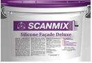 Силиконовая фасадная краска Scanmix SILICONE FACADE DELUXE 10л