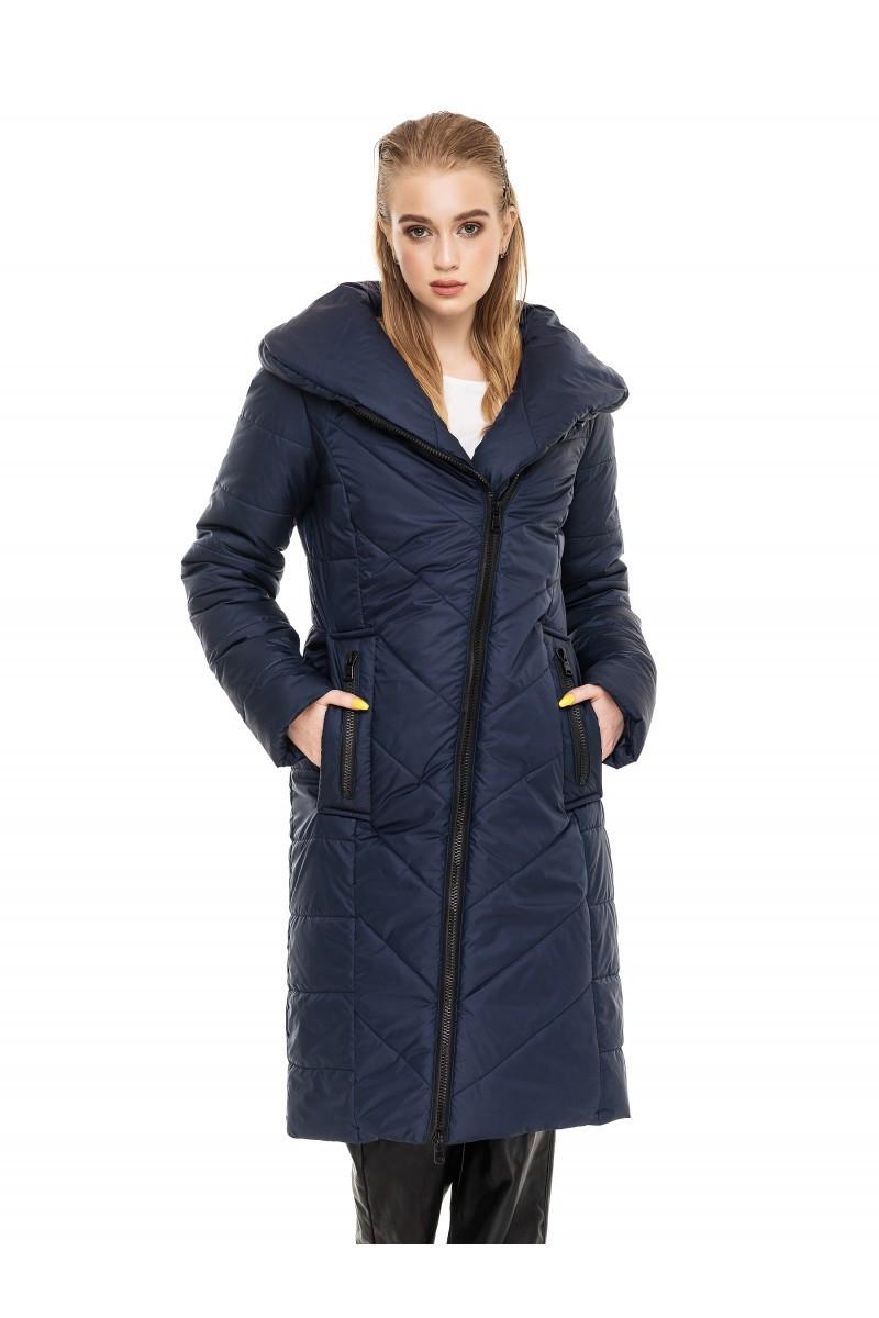 Длинная зимняя куртка, фото 1