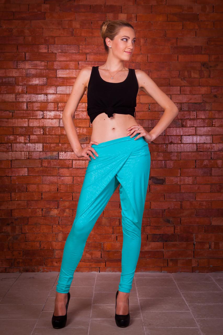 Bono Модные женские брюки мята mod 4