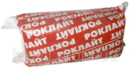 Утеплитель Технониколь Роклайт Лайт ,Толщина 50 мм , в упаковке 5,76 м2