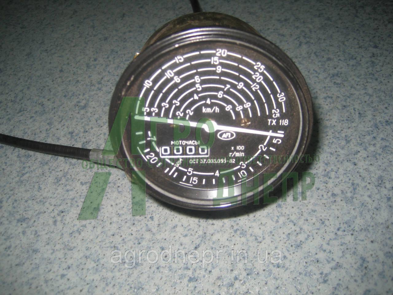 Тахоспидометр с приводом ТХ-118 на трактор ЮМЗ