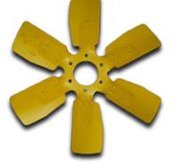 Вентилятор 245-1308040А  6 лопастей метал