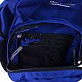 Городской рюкзак на 20 литров Onepolar W1565-navy синий, фото 4