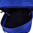 Городской рюкзак на 20 литров Onepolar W1565-navy синий, фото 5