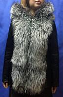 Кожаная женская  куртка-трансформер. , фото 1