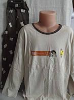 Комплект мальчик пижама (кофта+штаны) Natural Club