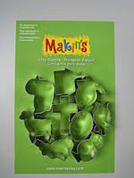 Makin's Набор каттеров из 9 шт. Пасха