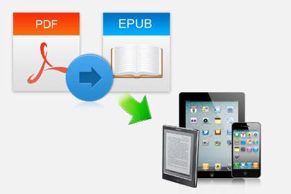 Переробити pdf/html на ePub