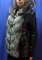 Женская кожаная куртка-трансформер. , фото 1