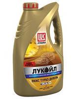 Моторное масло LUKOIL 10W-40 LUXE TURBO DIESEL 5L ( Лукойл Люкс Турбо Дизель ) полусинтетика