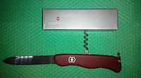 Туристический нож VICTORINOX Alpineer red 0.8823 ( складной )