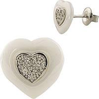 Серебряные серьги SilverBreeze Серебряные серьги SilverBreeze с керамикой (1220566) SKU_1220566