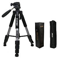 Штатив для фотоаппарата или камеры Zomei Q111, синий