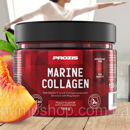 Морський колаген Prozis Marine Collagen + Magnesium 150 г, фото 2