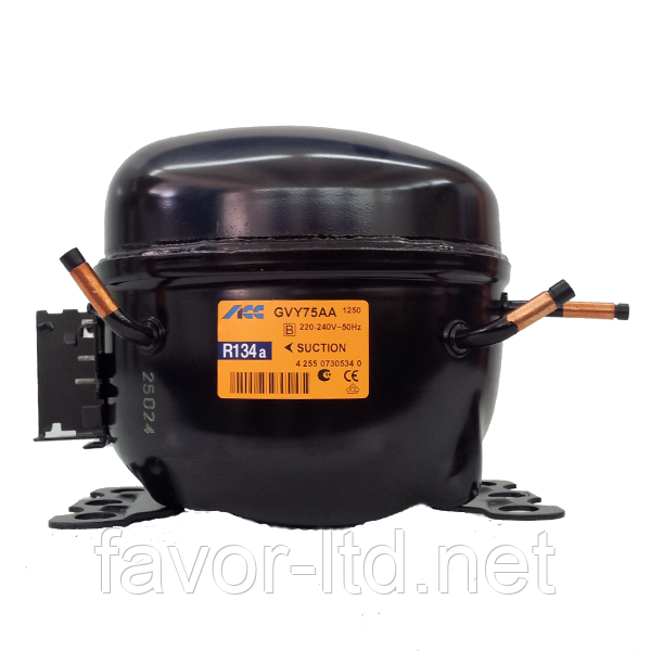 Компресор SECOP GVM 44 AA (R134/122wt)