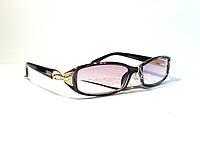 Очки для зрения с тонированной линзой