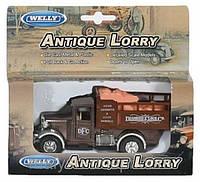 Машина Welly  Antique Lorry  металлическая (99350W)