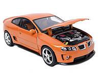 Машина Welly 2005 PONTIAC GTO RAM AIR 6 (22468W)