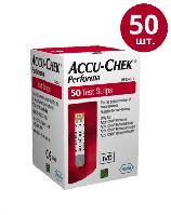 Тест-полоски Accu-Chek® Performa 50 шт.