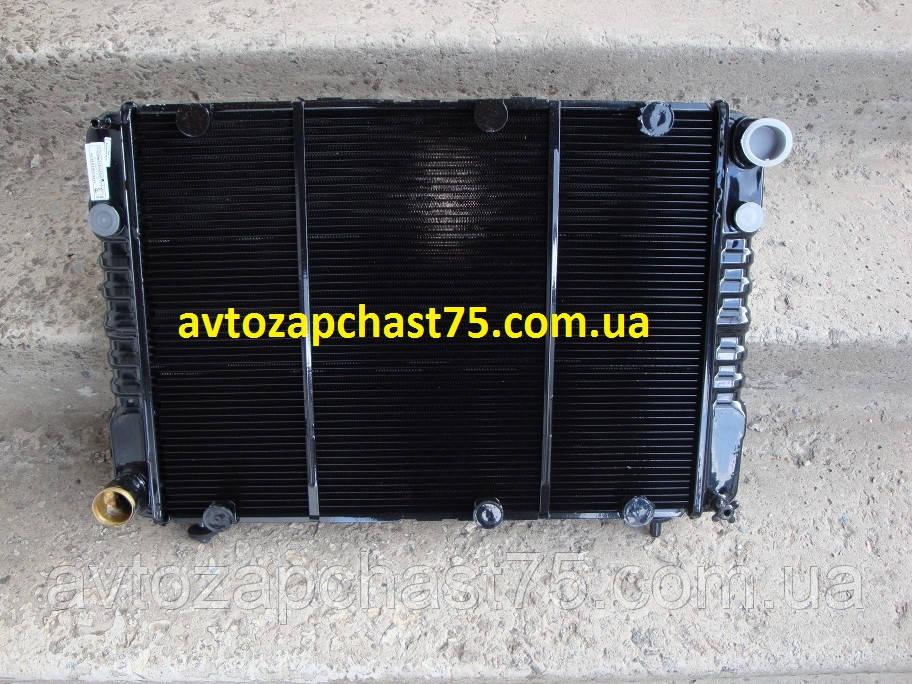 Радиатор Газ 3110, Газ 31105, Волга 3-х рядный, медный (производитель Оренбург, Россия)