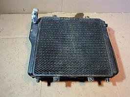 Радиатор охлаждения двигателя Honda CBR1000 SC21