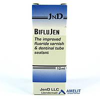 БифлюДжен (BifluJen, Jendental), лак 10мл, фото 1
