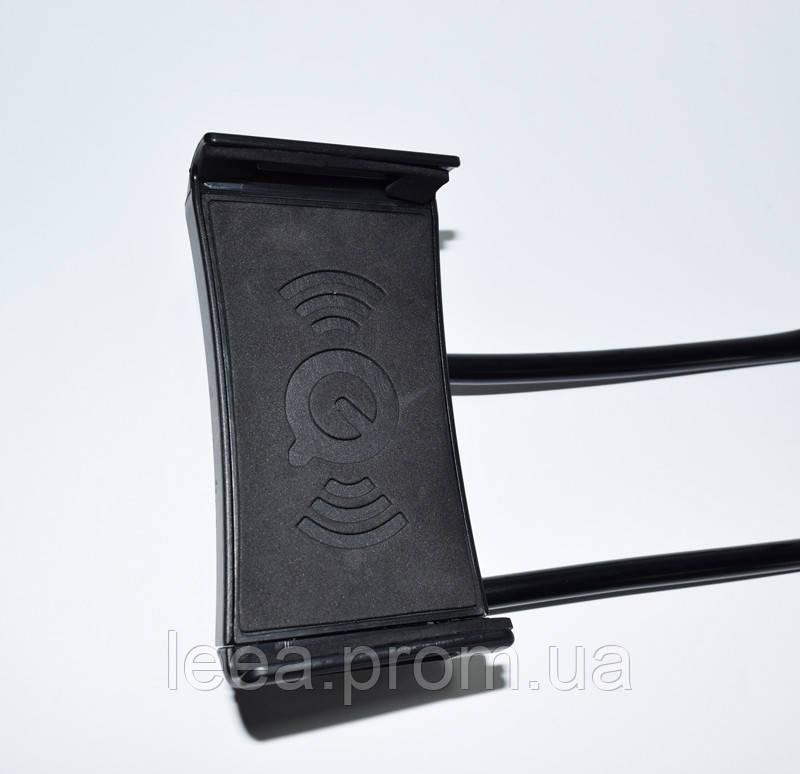 Гнучкий тримач для смартфона універсальний (на шию), Holder Waist Чорний, підставка для телефону | - фото 3