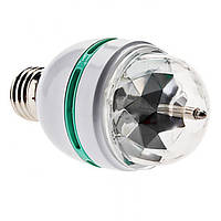 🔝 Світломузика для дому - світлодіодна лампа LED Mini Party Light Lamp (диско лампа для дому) | 🎁%🚚