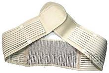 🔝 Пояс для поясницы. Используется и как ,пояс для поддержки спины.Турмалиновый. До 110 см
