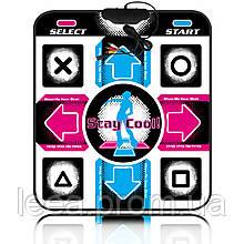 🔝 Танцевальный коврик для детей на PC с USB X-TREME Dance PAD, развивающий музыкальный коврик