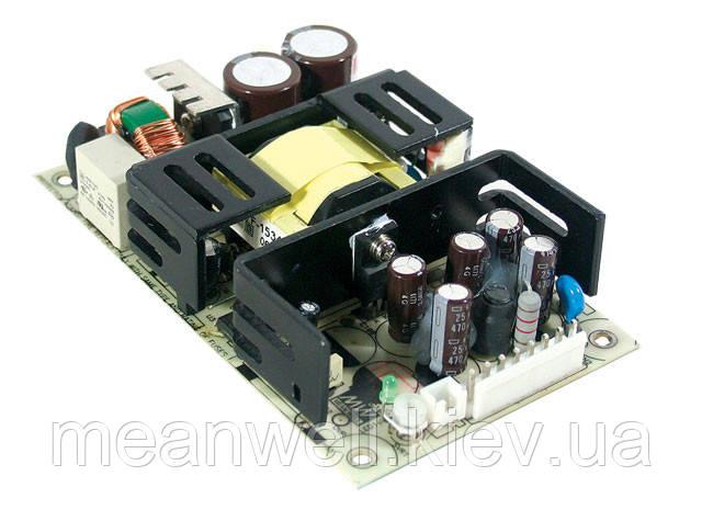 RPS-75-12 Блок питания Mean Well  Открытого типа 75,6Вт, 12 В, 6.3 А (AC/DC Преобразователь)
