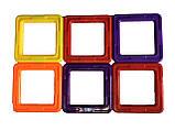 🔝 Детский магнитный конструктор, Mag-Puzzle, развивающий, 14 деталей   🎁%🚚, фото 3