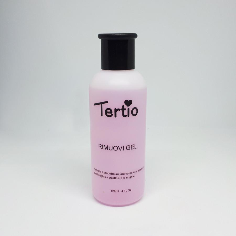 Жидкость для удаления гель-лака Tertio Rimuovi Gel 120мл
