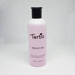Жидкость для удаления гель-лака Tertio Rimuovi Gel 300мл