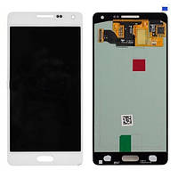 Galaxy A5 A500 white LCD, модуль, дисплей с сенсорным экраном