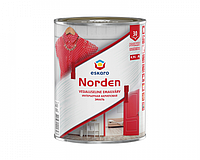 Эмаль акриловая ESKARO NORDEN 30 универсальная (полуглянцевый) 0,9 л