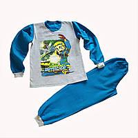 Пижамы детские и подростковые байковые, фото 1