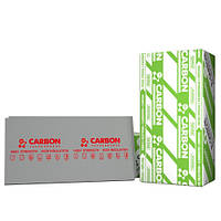 Экструдированный пенополистирол XPS ТЕХНОНИКОЛЬ CARBON ECO С/2 для штукатурных    фасадов 1180*580*40