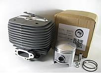 Цилиндр с поршнем Штиль МС 070, МС 070AV (11060201204, 11060302000) для бензопил Stihl, серия PRO
