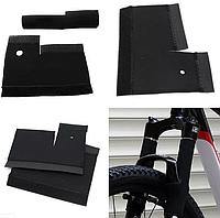 Захист пильовика вилки велосипеда від бруду