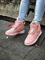 Кроссовки женские Nike LF1 DUCKBOOT 17. ТОП КАЧЕСТВО!!! Реплика класса люкс (ААА+)
