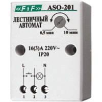 Реле сходове ASO-201 16А F&F