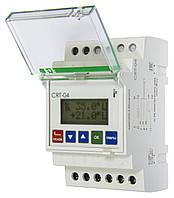 Регулятор температуры CRT-04 0-60*С 3S с зондом F&F