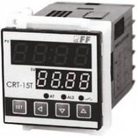Регулятор температуры CRT-15T 0- +400*С с зондом F&F