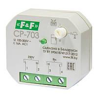 Реле напряжения CP-703 100-300В 16А 1-фазное F&F