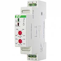 Реле напряжения CP-710 220В 16А 1S 1-фазное F&F