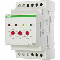 Реле напряжения CP-730 380В 10А 3S 3-фазное F&F