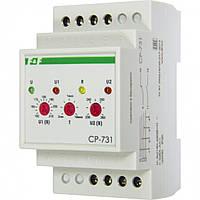 Реле напряжения CP-731 220В 2А 3S 3-фазное F&F