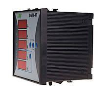 Анализатор параметров электросети DMM-4T F&F