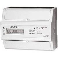 Счетчик электроэнергии 3-фазный LЕ-03D